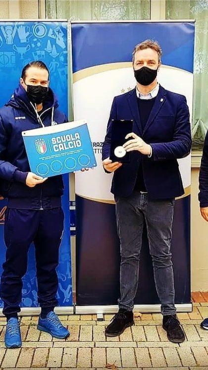 Un posto di Elitè per la Scuola calcio del Faenza.