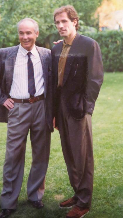 Addio a Carlo Sangiorgi protagonista dello sport e dell'associazionismo faentino